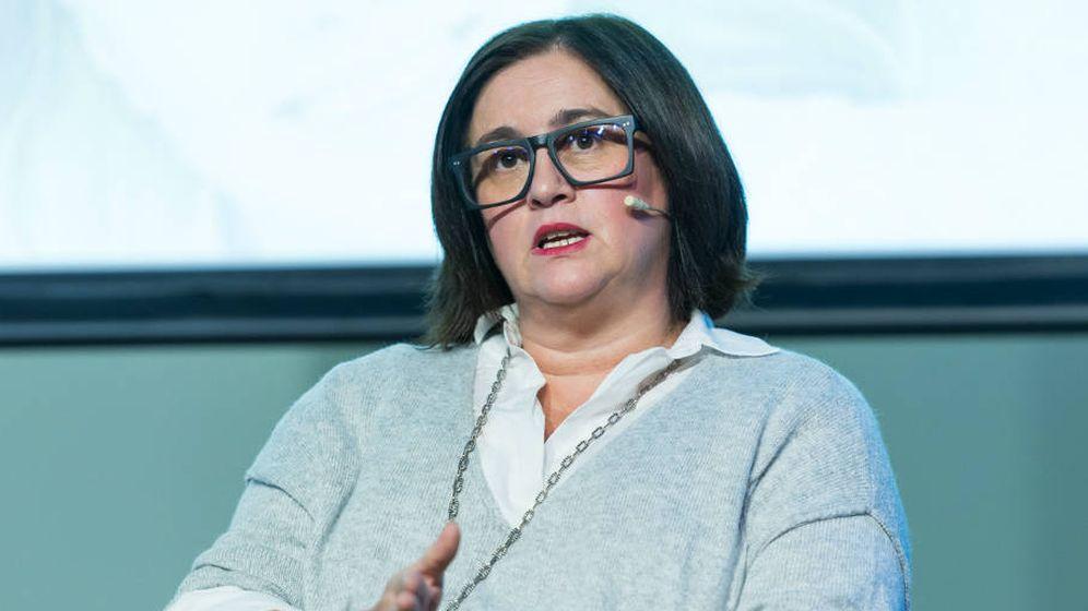 Foto: La abogada especializada en tecnología y privacidad Paloma Llaneza. (Foto: Fundación Telefónica)