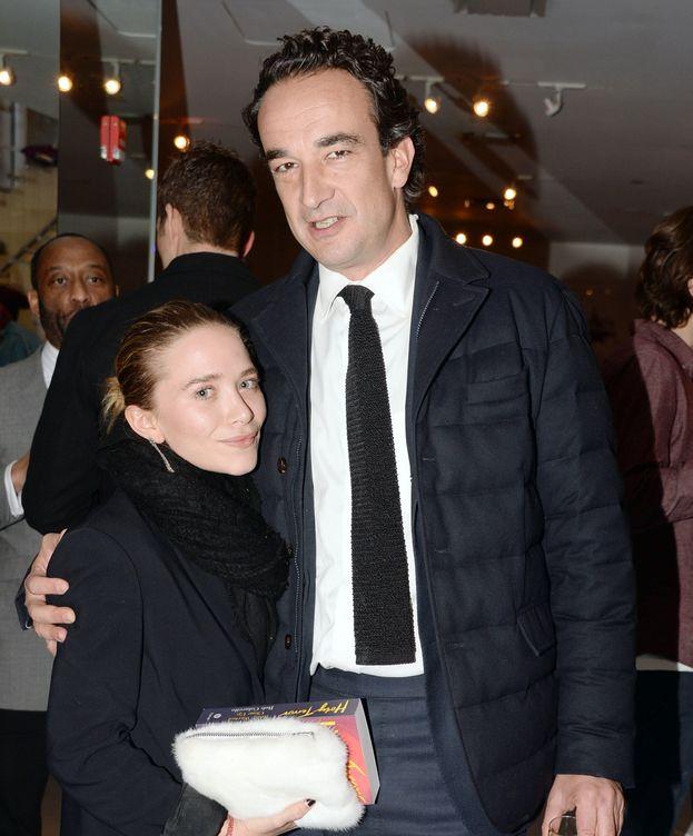 Foto: Mary-Kate Olsen y Olivier Sarkozy en una imagen de archivo (Gtres)