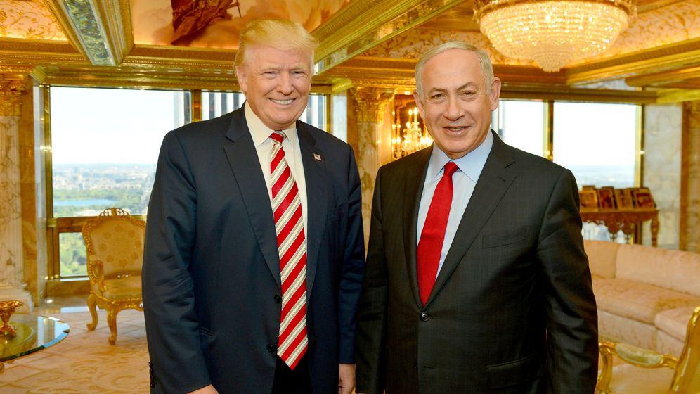 Foto: El presidente de Estados Unidos junto a Donald Trump el pasado 25 de septiembre de 2016. (Reuters)