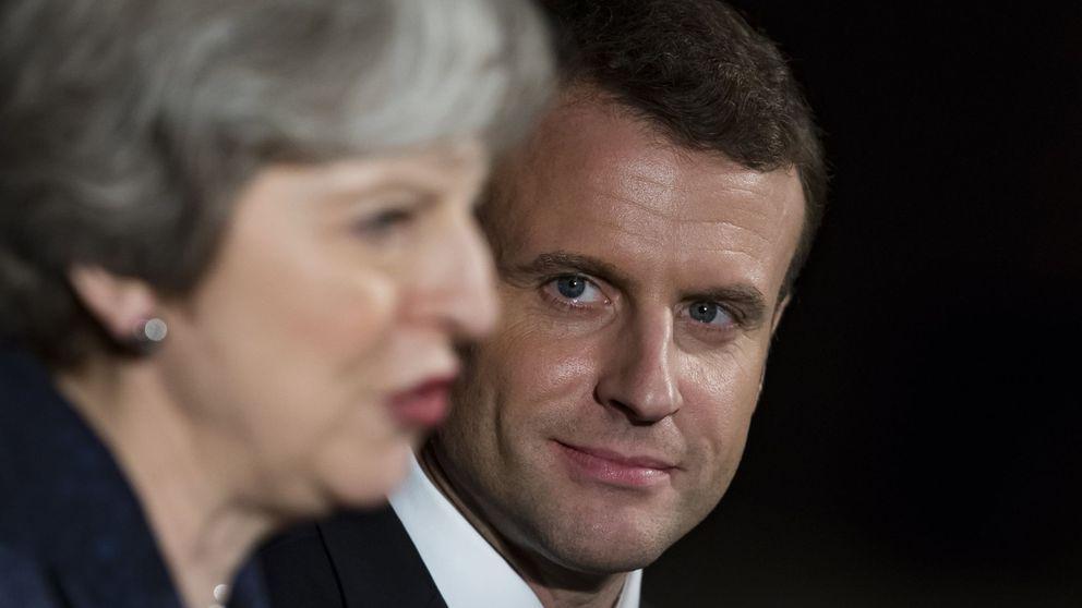 Macron: Francia también habría votado a favor de dejar la Unión Europea