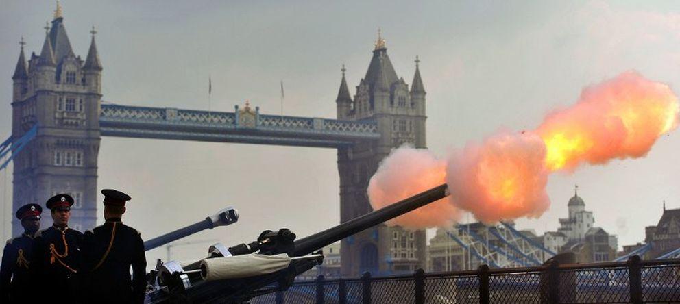 Foto: Los cañones de agosto retumban cien años después