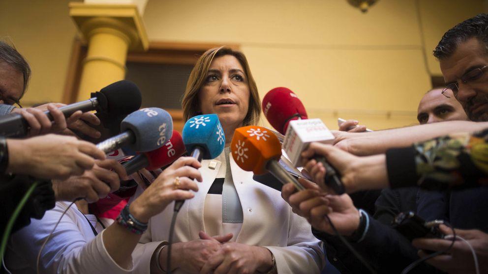 Susana Díaz entra en campaña electoral: promete universidad gratis