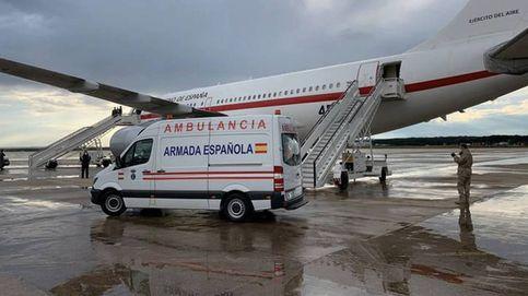 Evacuado desde Malí un militar español que dio positivo en coronavirus