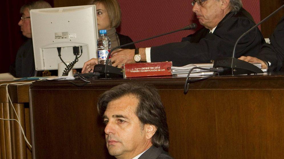 Foto: El yerno de los Tous, Lluís Corominas, en una fotografía de archivo. (Efe)