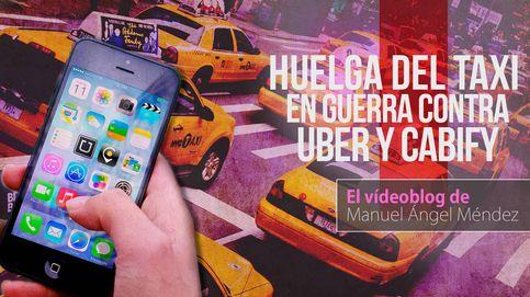Huelga del taxi: por qué su lucha contra Uber y Cabify va a ir a peor