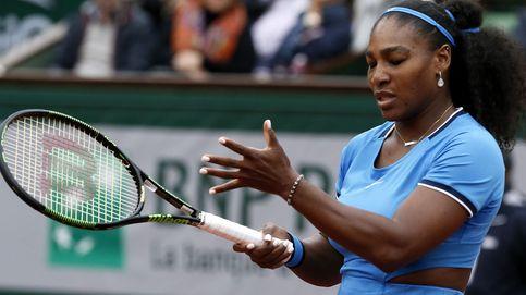 Roland Garros 'castiga' a Serena Williams... por haber sido madre