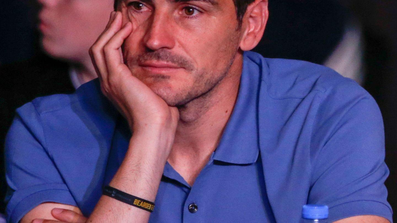 Iker Casillas. (EFE)