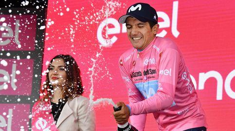 Carapaz y Movistar se acercan al Giro mientras Mikel Landa se aleja del podio