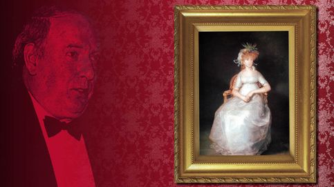 El conde de Chinchón: viudo y sin herederos pero con una fortuna gracias a Goya