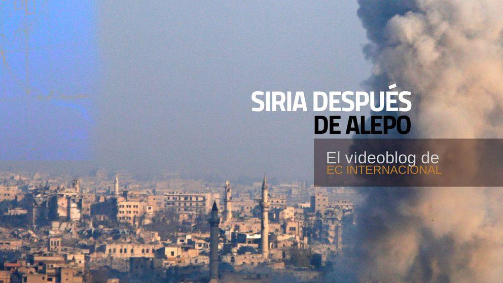 Videoblog: ¿Qué ocurrirá con la guerra de Siria después de la caída de Alepo?