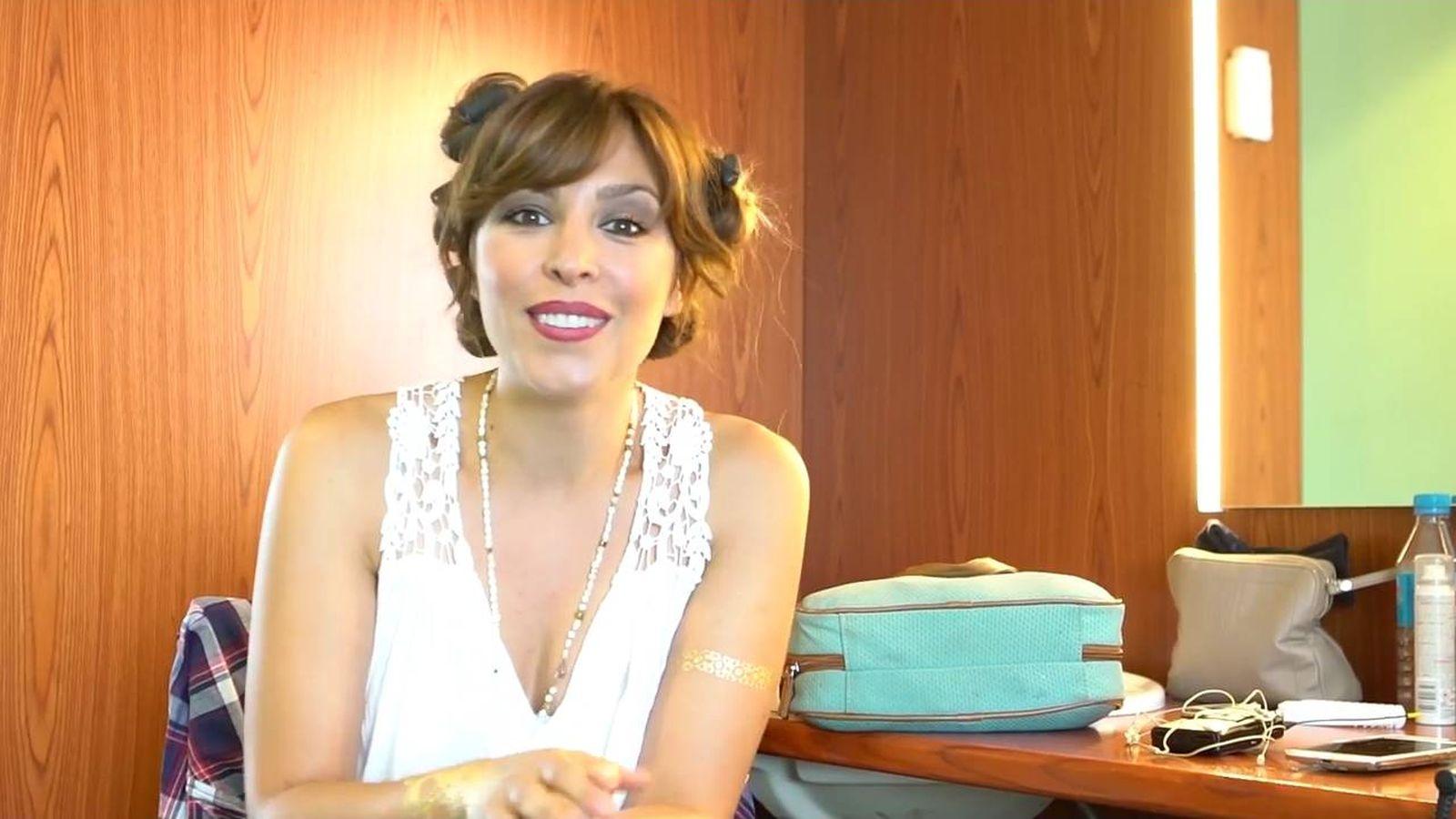 Foto: Gisela se sincera y opina sobre el reencuentro de 'Operación triunfo'