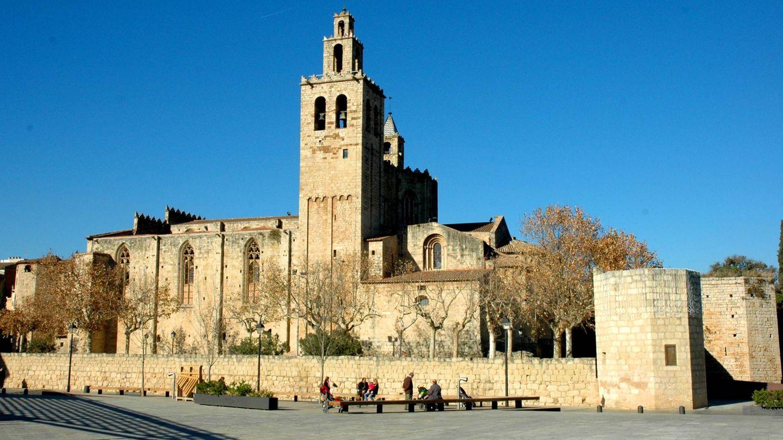 Monasterio de Sant Cugat. (Wikipedia)