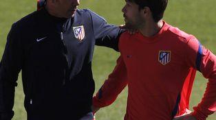 Diego y diez más... en las alineaciones del Cholo Simeone desde el mes de enero