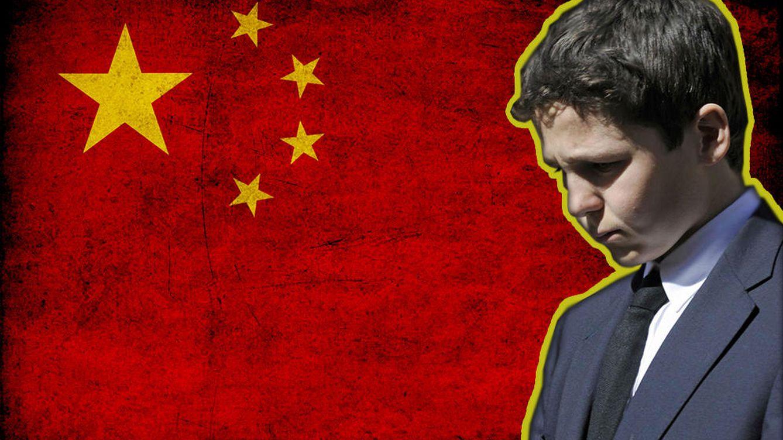 Foto: El rifirrafe del sobrino del Rey Felipe VI, objeto de debate en los medios de comunicación chinos (Vanitatis)