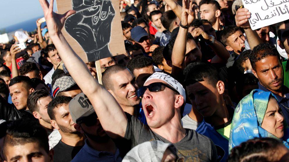 El Rif sigue en pie de guerra: Alhucemas, foco de las protestas en Marruecos