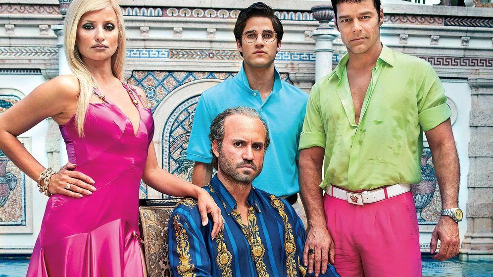 """El asesinato de Gianni Versace"""