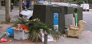 Post de Multado al hallar un tique con su nombre en la basura en la calle y sin reciclar