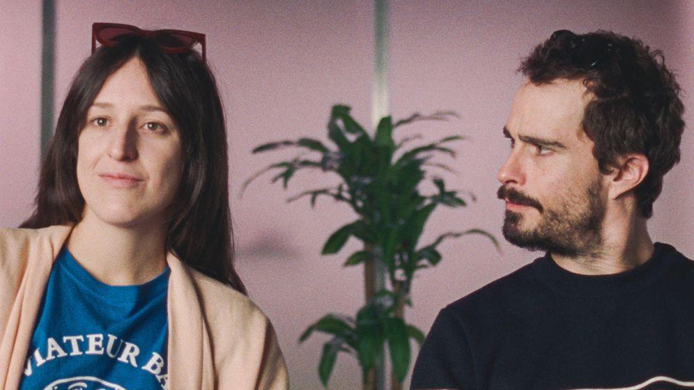Foto: Anne-Élisabeth Bossé y Patrick Hivon en 'La mujer de mi hermano'.