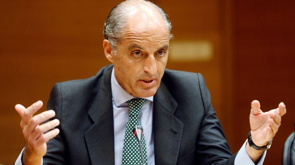 Foto: Fotografía de archivo (26 04 2018) del expresidente de la Generalitat Valenciana Francisco Camps. (EFE)