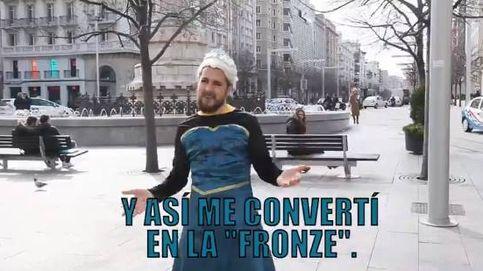 La versión aragonesa de Frozen