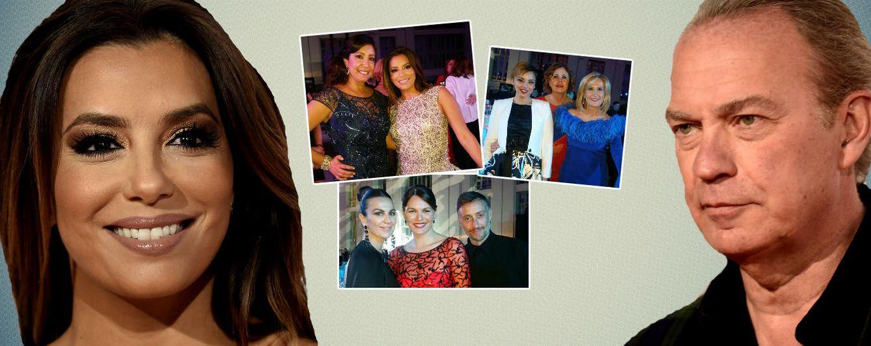 Foto: Nos colamos en la gala Global Gift Foundation, con Eva Longoria, Bertín Osborne, Fabiola, Carmen Lomana y muchos más famosos