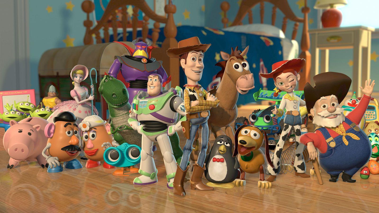 Foto: 'Toy Story 4' será una comedia romántica