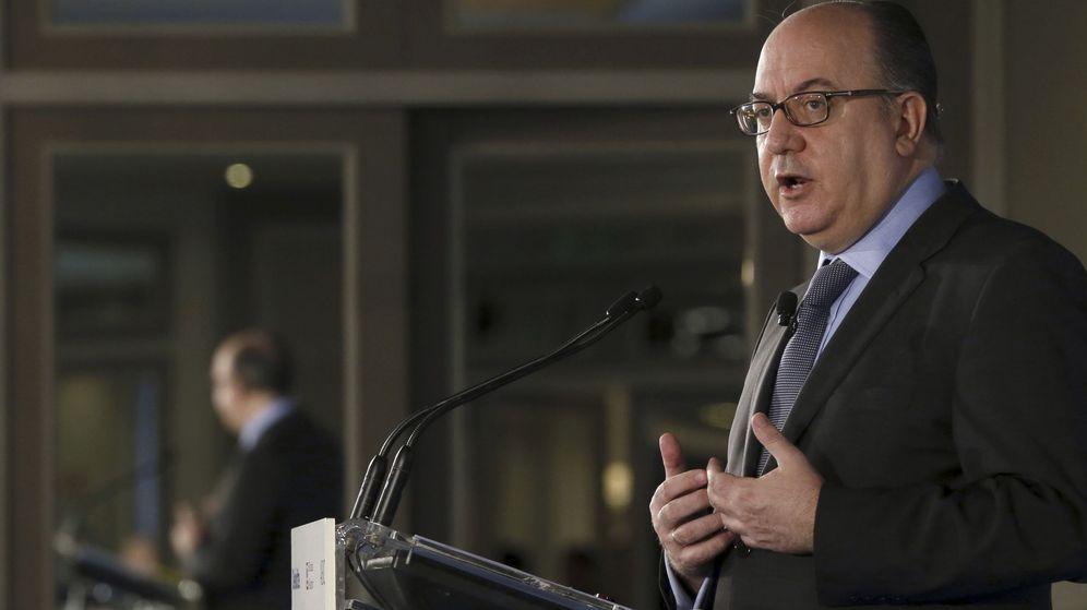 Foto: El presidente de la AEB, José María Roldán. (EFE)