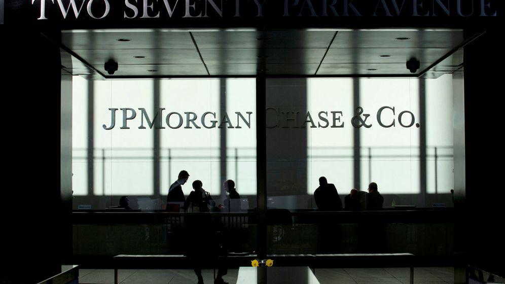 Foto: La sede de JP Morgan en Nueva York. (Reuters)