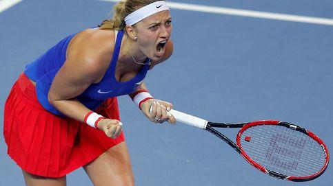 La tenista Petra Kvitova, hospitalizada tras sufrir un asalto en su casa
