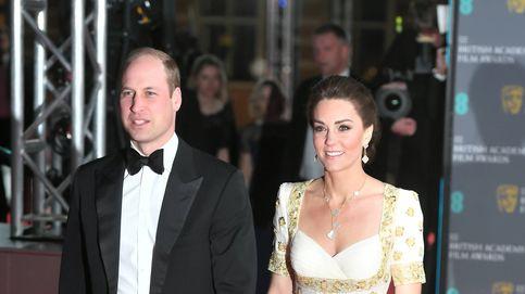 Kate Middleton cumple con la petición de los Bafta, aunque estrena joyas de 15.000€