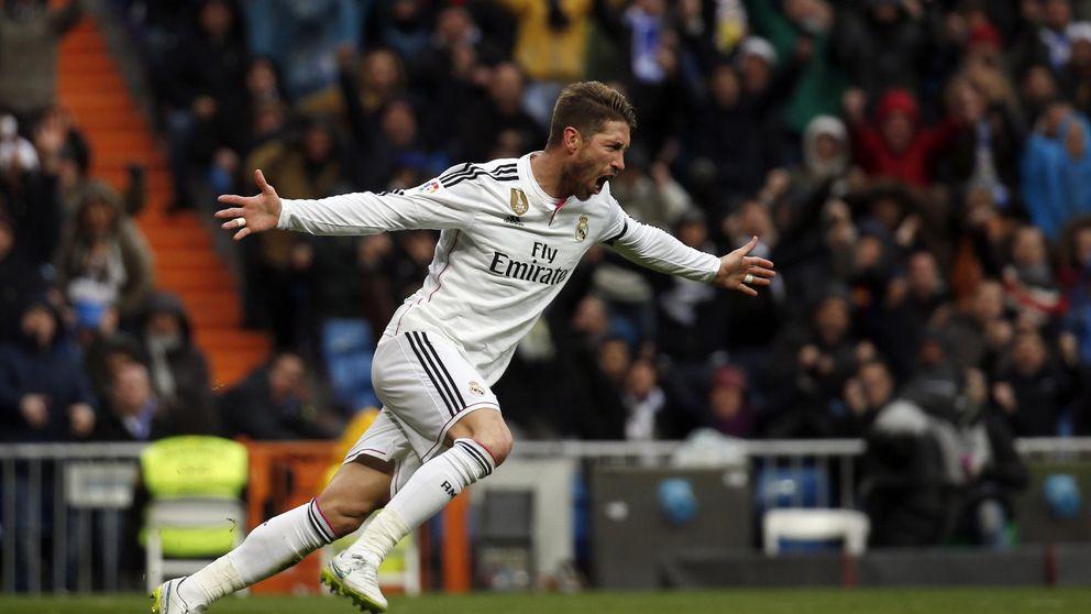 """Sergio Ramos y otro inquietante """"no sé"""" de un Florentino obligado a negociar"""