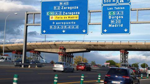 Madrid encabeza la lista de zonas urbanas con mayor tasa de accidentes, según la DGT