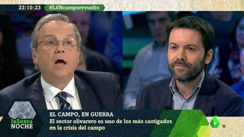 Carmona, menudo baño te está dando Rallo: Inda se mofa del socialista