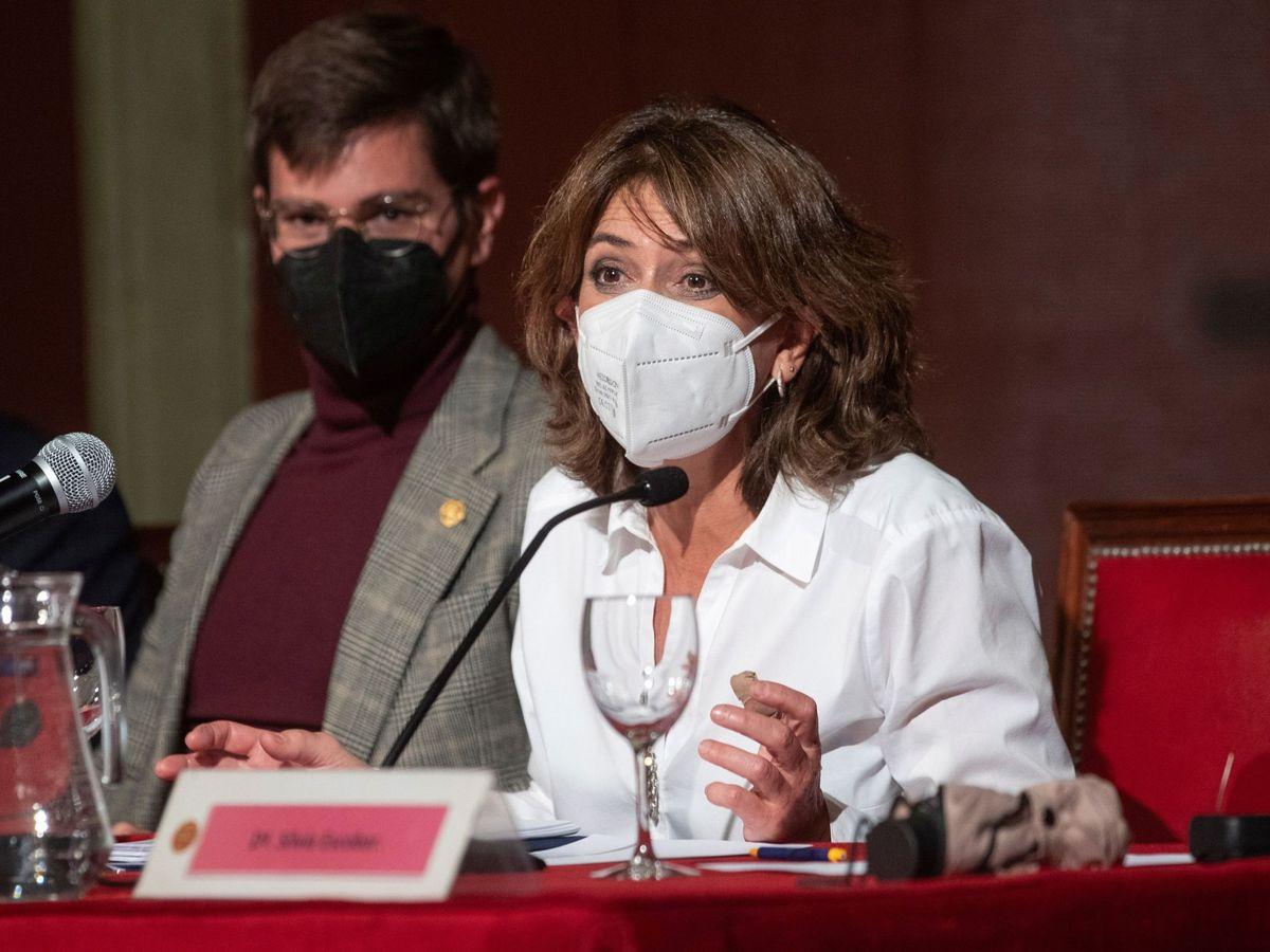 Foto: Dolores Delgado, fiscal general del Estado. (EFE)