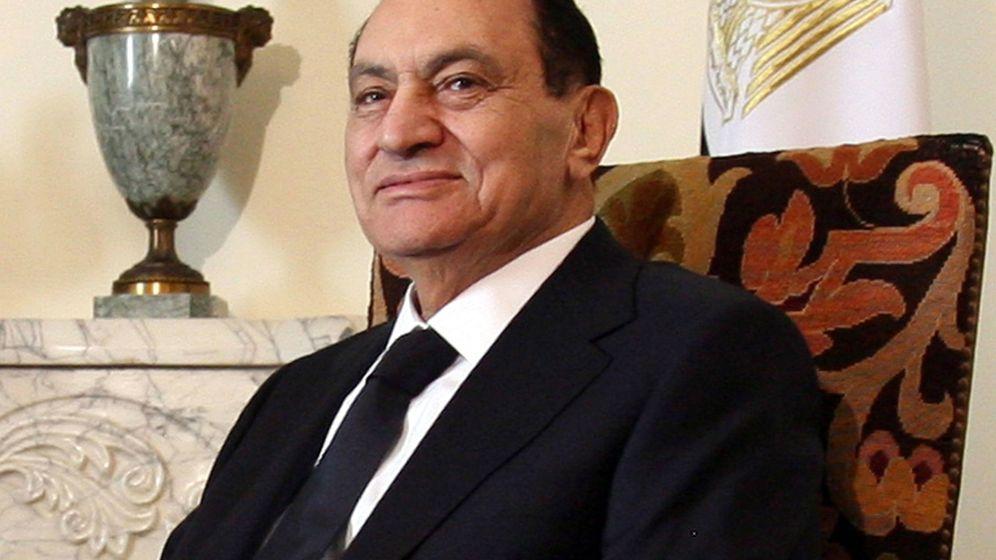 Foto: El expresidente egipcio Hosni Mubarak. (EFE)