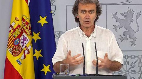 Las ruedas de prensa de Fernando Simón serán por la tarde a partir de mañana