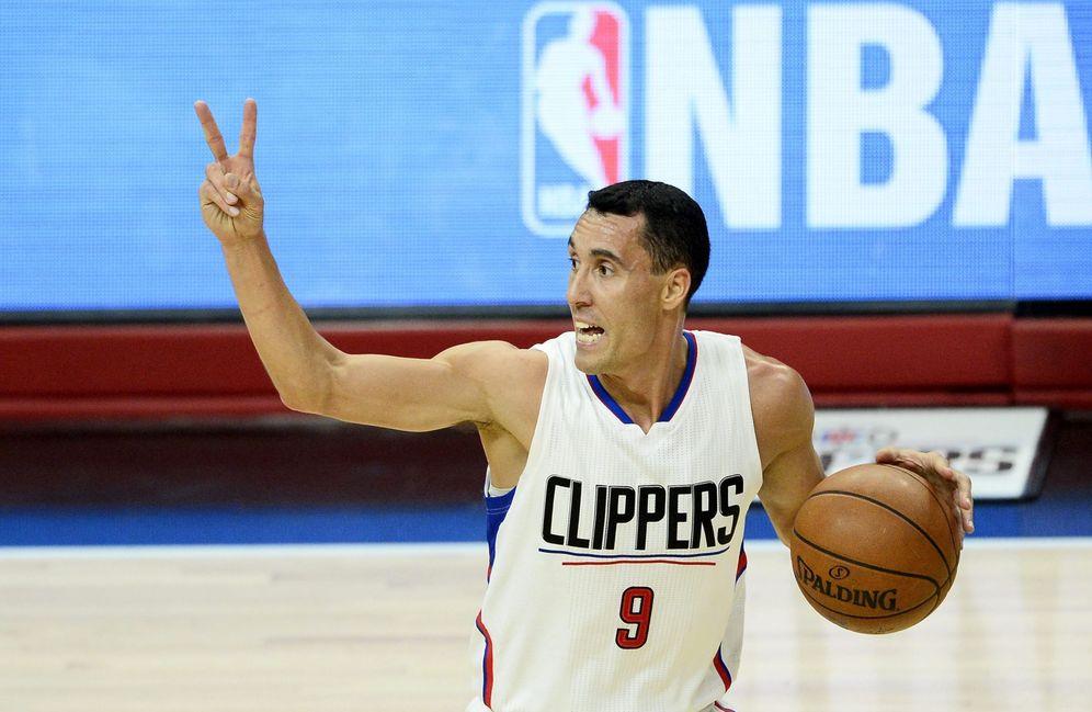 Foto: Prigioni jugó la temporada pasada en Los Angeles Clippers, su tercer equipo en la NBA (Paul Buck/EFE)