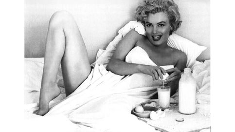 Milton H. Greene, el fotógrafo que más retrató a Marilyn (y a otras mujeres)