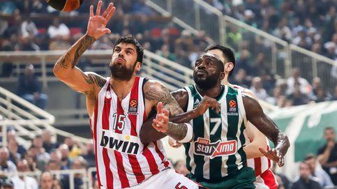 Escándalo griego: Olimpiacos se marcha del campo del Panathinaikos por los árbitros