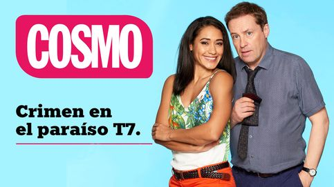 La séptima temporada de 'Crimen en el paraíso' llega a Cosmo
