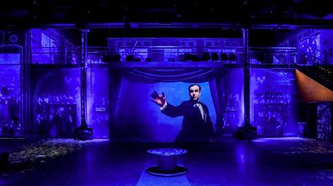 La expo inmersiva sobre Yves Klein, el inventor del color azul más famoso