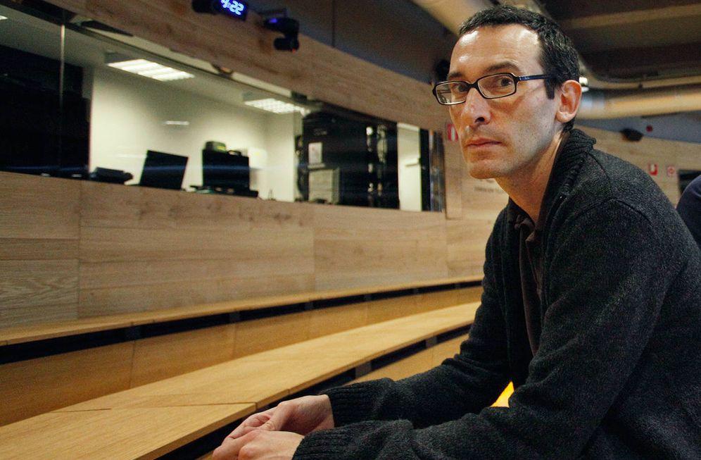 Foto: César Rendueles. (Enrique Villarino)