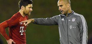 Post de Los elogios de Xabi Alonso a Guardiola como arma arrojadiza contra Mourinho