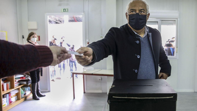 Aumenta la participación en las elecciones presidenciales de Portugal pese al covid
