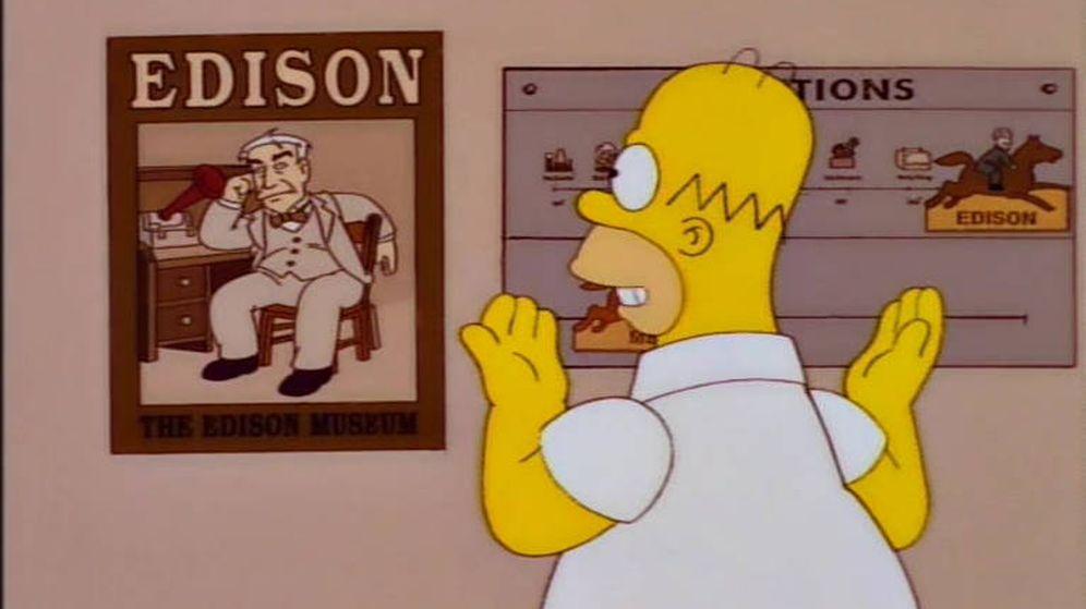Foto: Fotograma de 'Los Simpson'.