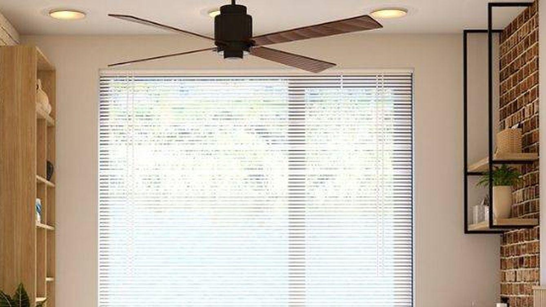 Foto: Los mejores ventiladores de techo para casa (Foto: Pixabay)