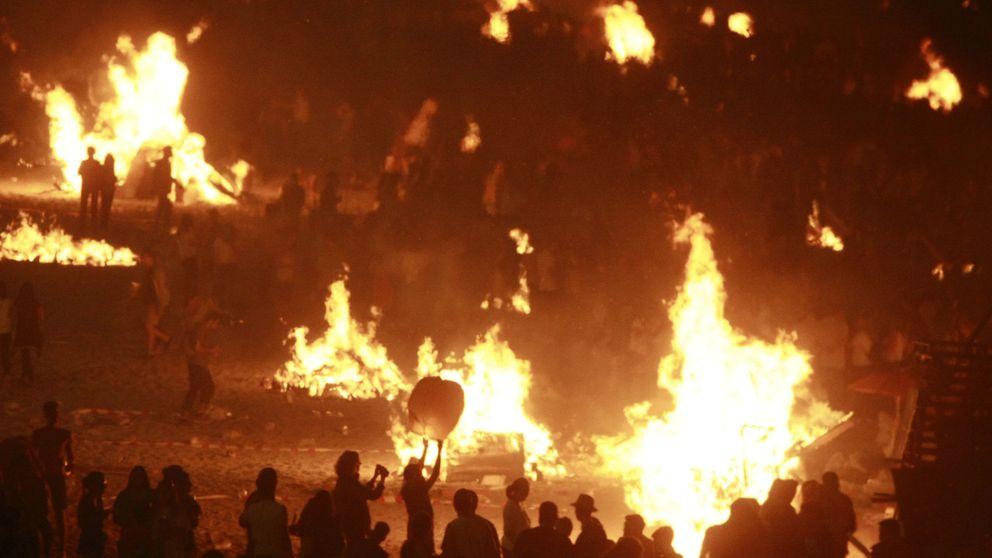 La noche de San Juan, una fiesta de origen pagano que podría conmemorar el amor
