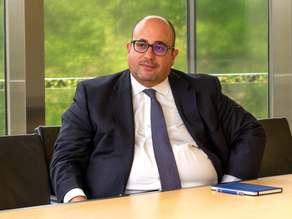 Foto: Pablo Figueroa, nuevo socio de Pérez-Llorca.