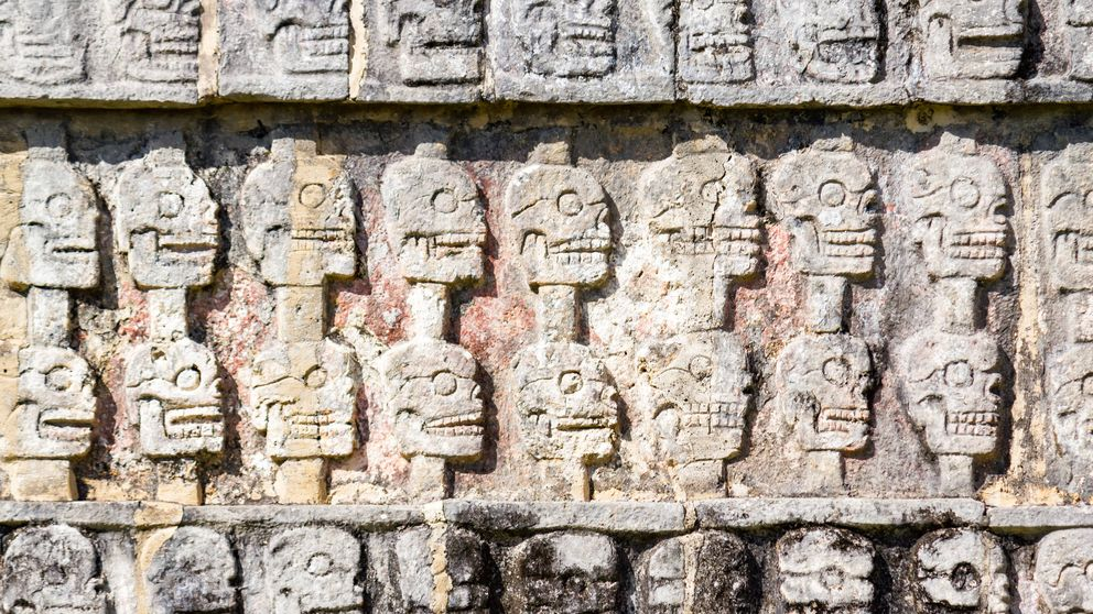 Tzompantli: la aniquilación total en la fortaleza de las calaveras