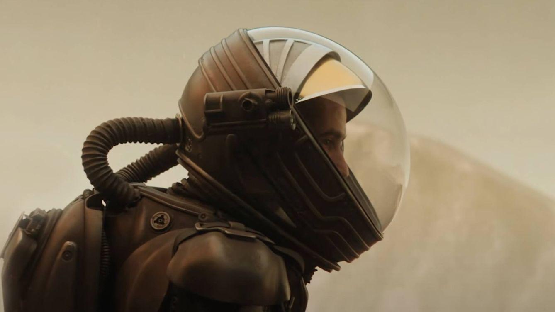 Foto: Primeros humanos llegan a Marte. (Venture City - YouTube)